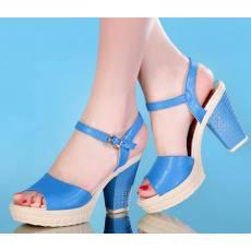 新款女鞋高跟凉鞋