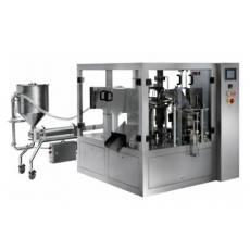 液体/酱体计量包装生产线(ZG6/8-200Y)