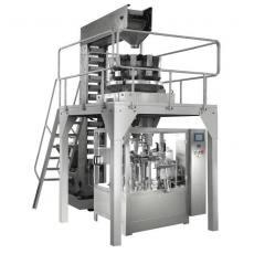 固体物料计量包装生产线(ZG6/8-200G) 给袋式包装机