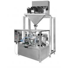 颗粒计量包装生产线(ZG6/8-200K) 给袋式包装机