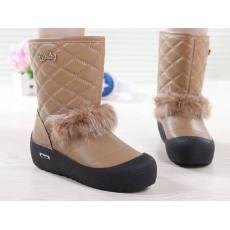 雪地靴仿狐狸毛女靴