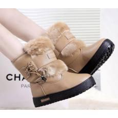 厂家直供2014冬季低帮保暖雪地靴平底低筒女士棉鞋雪地棉短靴103