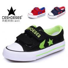 迪星鞋业2014秋季新款 品牌童鞋