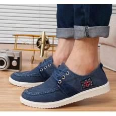 qile600_2014新款洗水工艺休闲复古帆布鞋