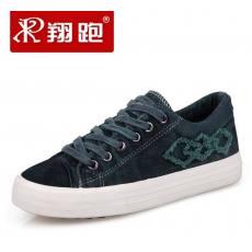 批发女士复古帆布鞋女水洗帆布板鞋女鞋学生韩版
