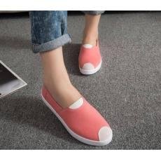 2014新款帆布懒人鞋