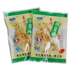 独立小包装美味烤鱼片