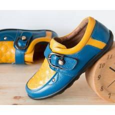 新款2014男童皮鞋真皮男童鞋