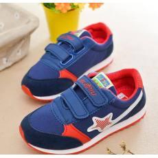 啊啦牛新款男童女童运动鞋休闲板鞋