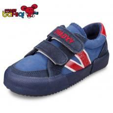 巴米奇童鞋男童帆布鞋2014秋新款潮板鞋