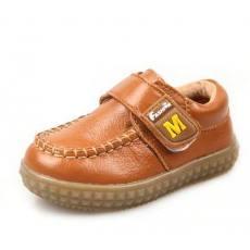 真皮童鞋1-3岁温州童鞋厂家直销一件代发