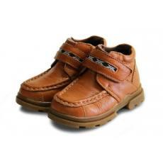 2014秋季新款单鞋批发真皮高帮魔术贴牛皮休闲厂家直销一件代发