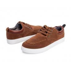 休闲运动鞋低帮系带男鞋时尚英伦男单鞋