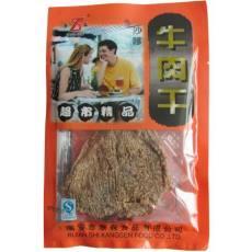 沙嗲牛肉片