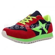 韩国单鞋春季新款女鞋运动休闲鞋女
