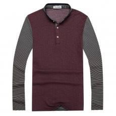 厂家直销2014男式秋冬新款休闲上衣男式衬衫