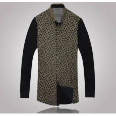 厂家直销2014男式秋冬新款商务上衣男式衬衫批发