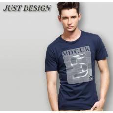 2014夏季新款 英伦外贸原单男式潮t恤 男式短袖t恤