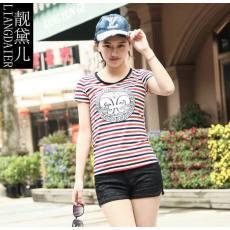 女式短袖T恤