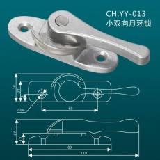 齐发娱乐官方网站_CH.YY-013 小双向月牙锁