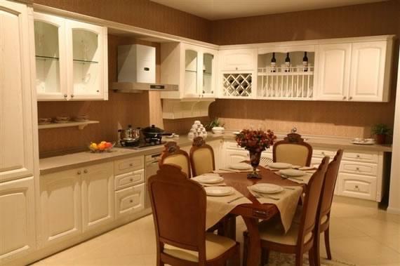 瑞网首页 瑞安市三雄家具有限公司 产品展示  产品展示 实木厨房 点击