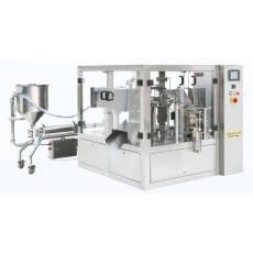 液体,酱体给袋式包装机生产线LC8-200D