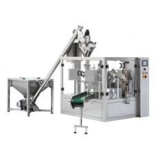 LC6/8-200Y粉剂给袋式包装机生产线