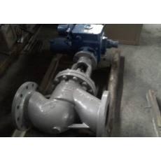 DN150电动截止阀水环保