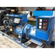 上海柴油机100kw 二手发电机组