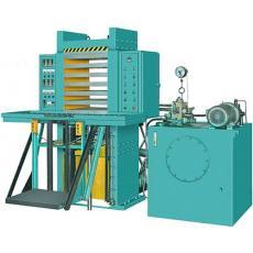 摩擦材料液压机