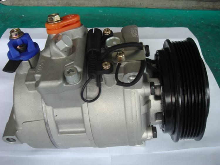 荣威750 汽车空调压缩机