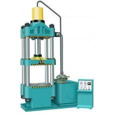 YR71系列摩擦材料热压成型机
