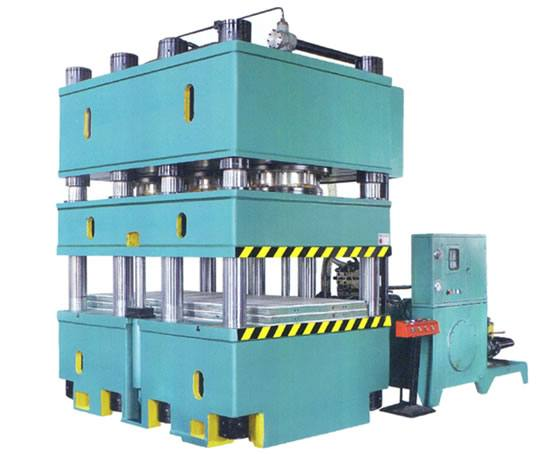本系列液压机具有空程速度快,压力可调等优点,运行可靠,操作方便.