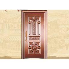 JH-8053铜门