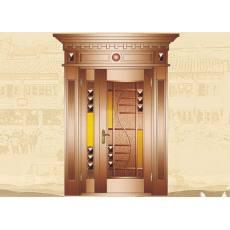 JH-8039铜门