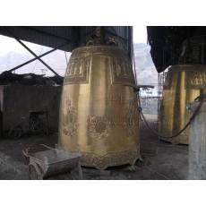 15吨铜钟