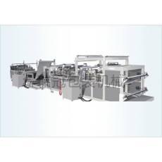 RG-1200缓冲气柱机生产线 气柱袋制袋机