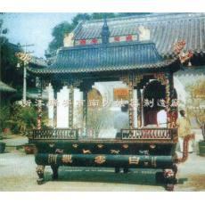 北京白云观长方香炉