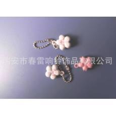 春雷卡通铃铛造型铃铛-出口日本樱花铃铛