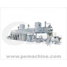 SWZS-800装饰纸印刷涂布机