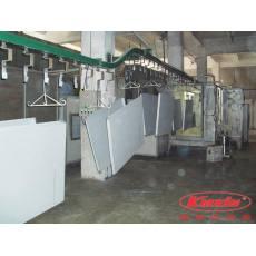 医疗设备喷塑涂装生产线