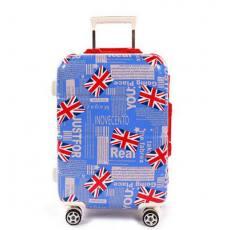 纯PC拉杆箱女框万向轮旅行箱行李箱包登机箱子静音万向轮