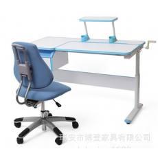 厂家直销博登耐尔学习桌 升降椅套装多功能儿童升降桌阅读桌