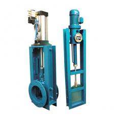 Q(D)LVd型气动、电动(电液)单双向平板闸阀