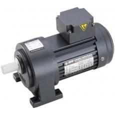 CH..S卧式0.5HP高速比带三相铝壳(刹车)减速电机