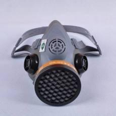 RN-9801自吸过滤式防毒面具(单盒)