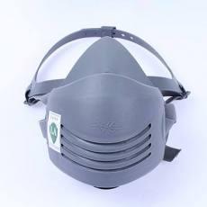RN-8001防尘硅胶半面罩