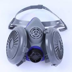 RN-8001s防尘硅胶半面罩