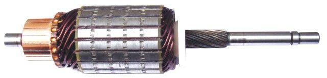 瑞安市纪龙汽车电器有限公司 产品展示  产品展示 ds-012 起动机转子