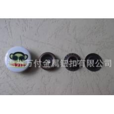厂家现货供应 0.8cm-2.5cm铜质四合扣